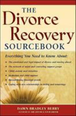 Cover image for The divorce recovery sourcebook