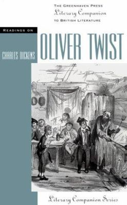 Cover image for Readings on Oliver Twist