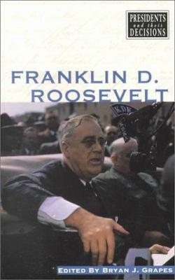 Cover image for Franklin D. Roosevelt