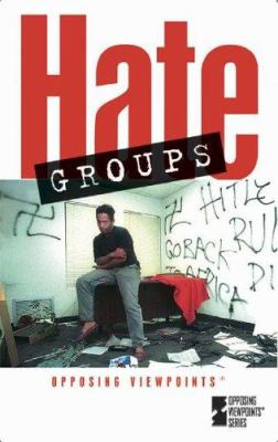 Cover image for Hate groups