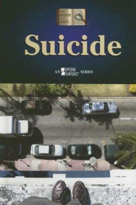 Cover image for Suicide