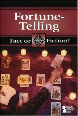 Cover image for Fortune-telling