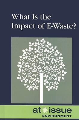 Cover image for What is the impact of e-waste?