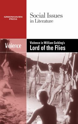 Cover image for Violence in William Golding's Lord of the flies