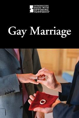 Cover image for Gay marriage