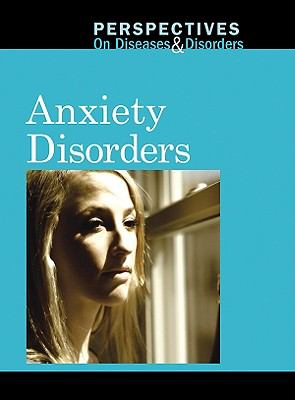 Cover image for Anxiety disorders