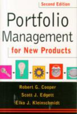Cover image for Portfolio management for new products
