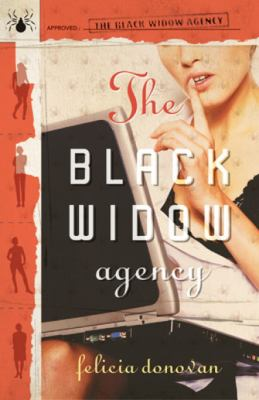 Cover image for The Black Widow agency