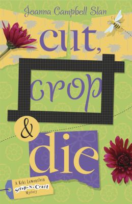 Cover image for Cut, crop & die