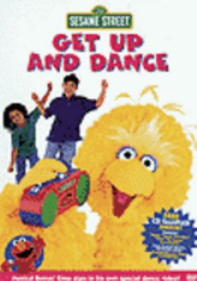 Cover image for Get up and dance