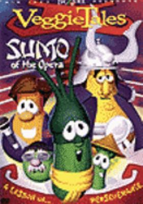 Cover image for VeggieTales. Sumo of the opera