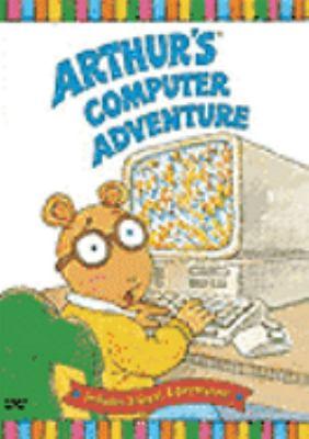 Cover image for Arthur. Arthur's computer adventure
