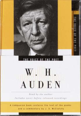 Cover image for W.H. Auden