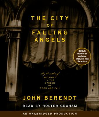 Cover image for The city of falling angels