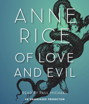 Cover image for Of love and evil