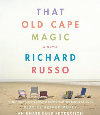Cover image for That old cape magic