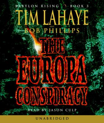 Cover image for The Europa conspiracy