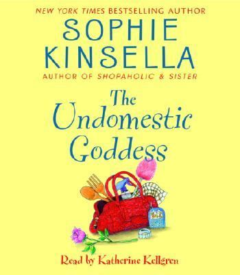 Cover image for The undomestic goddess