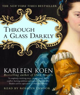 Cover image for Through a glass darkly