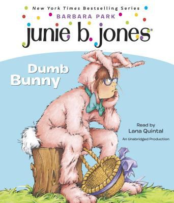 Cover image for Junie B., first grader dumb bunny