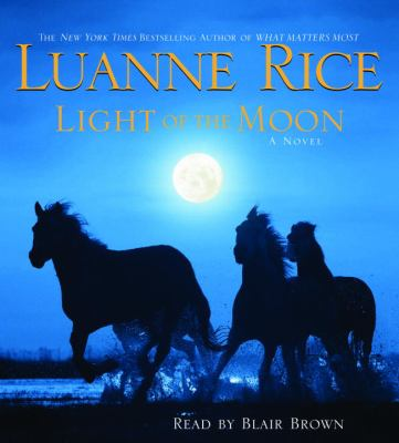 Cover image for Light of the moon