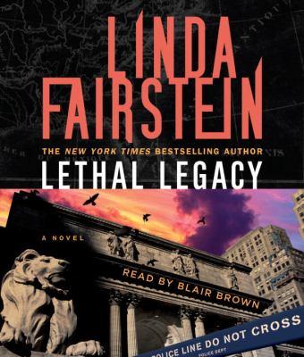 Cover image for Lethal legacy [a novel]
