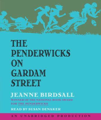 Cover image for The Penderwicks on Gardam Street