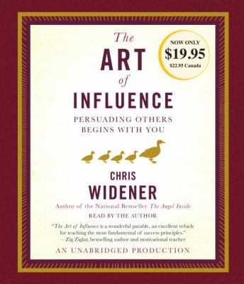 Cover image for The art of influence [persuading others begins with you]