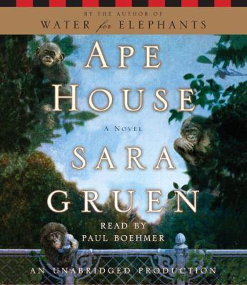 Cover image for Ape house a novel
