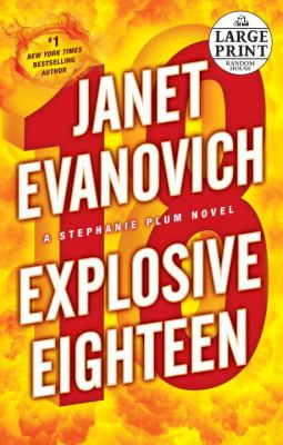 Cover image for Explosive eighteen