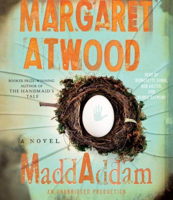 Cover image for MaddAddam [a novel]