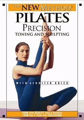 Cover image for The new method pilates precision toning and sculpting