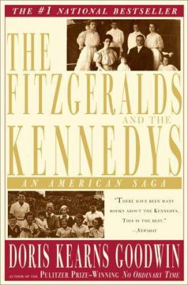 Cover image for The Fitzgeralds and the Kennedys