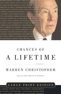 Cover image for Chances of a lifetime