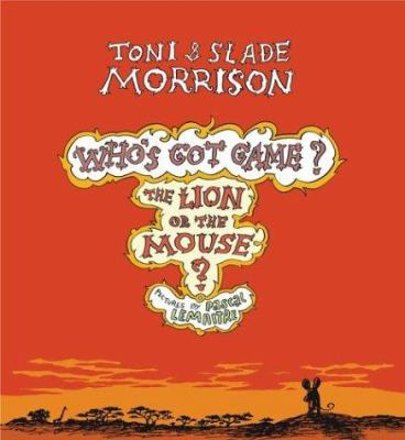 Cover image for The lion or the mouse?