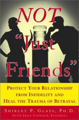 "Cover image for Not ""just friends"" : protect your relationship from infidelity and heal the trauma of betrayal"