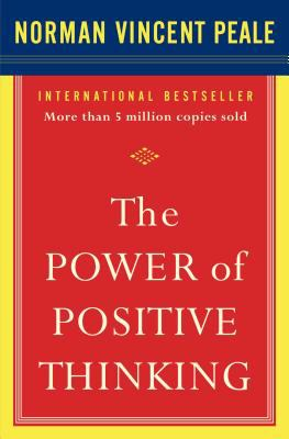 Cover image for The power of positive thinking
