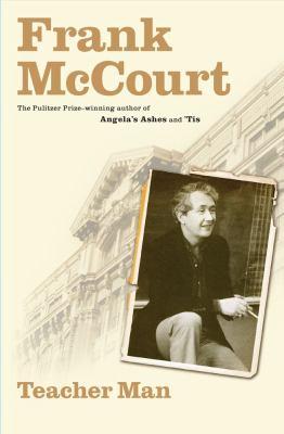 Cover image for Teacher man : a memoir
