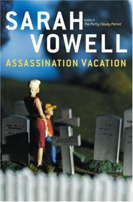 Cover image for Assassination vacation