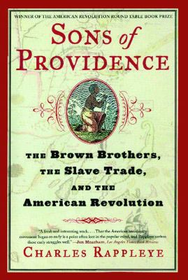 Cover image for Sons of providence : the Brown brothers, the slave trade and the revolution