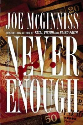 Cover image for Never enough