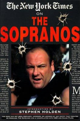 Cover image for The New York times on The Sopranos