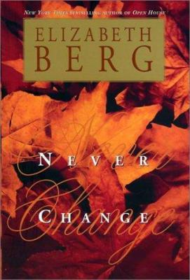 Cover image for Never change