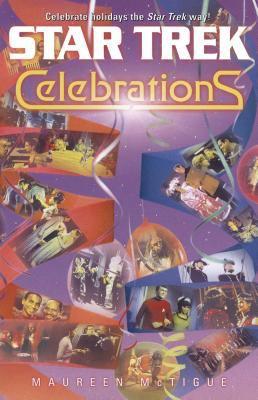 Cover image for Star Trek celebrations
