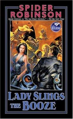 Cover image for Lady slings the booze