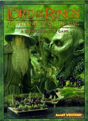 Cover image for The Lord of the rings. The Fellowship of the ring : [a strategy battle game