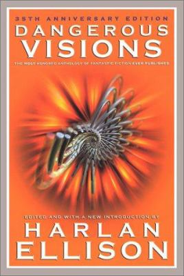 Cover image for Dangerous visions : 33 original stories
