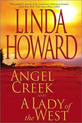 Cover image for Angel Creek and a lady of the West