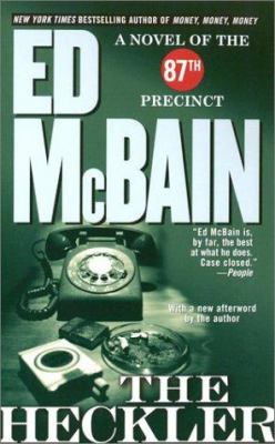 Cover image for The heckler : a novel of the 87th precinct