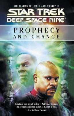 Cover image for Prophecy and change